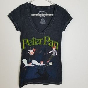 Peter Pan Fly By Night Tee